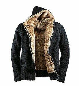 Персональная галерея Aneta :: Мужская куртка с капюшоном. вязаные салфетки крючком схемы, как крючком вязать цветочки.