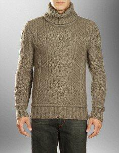 Мужской свитер от D & G
