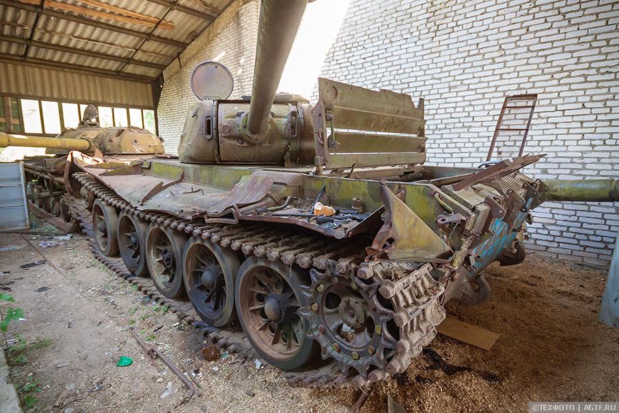 Восстановление танка Т-44М. Часть 2