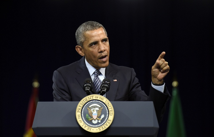 Барак Обама обещает новую войну наБлижнем Востоке
