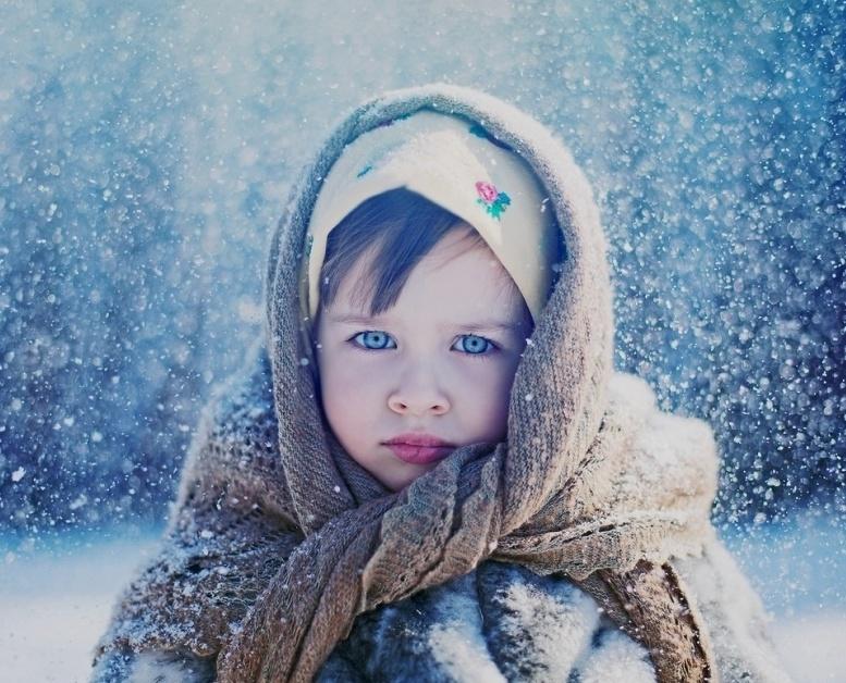 взгляд ребенка проникновенное фото 2