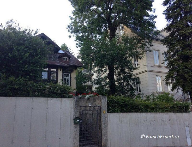Жилой дом Вена