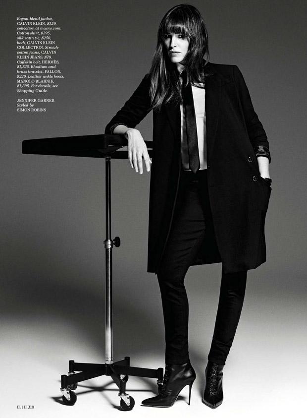 Элизабет Бэнкс (Elizabeth Banks) и Зои Салдана (Zoe Saldana) в журнале American Elle