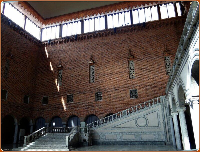 Голубой зал Ратуши