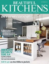 Журнал Beautiful Kitchens - September 2014