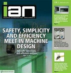Журнал IAN (Industrial Automation News)  №01 2012