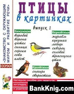 Книга Птицы в картинках 1