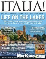 Журнал Italia! Magazine. Issue 127 (UK)