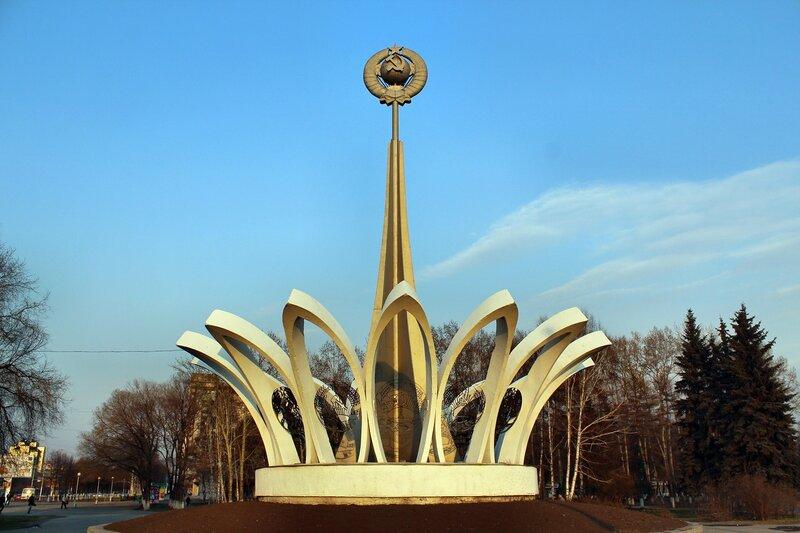 Центр Новокузнецка.
