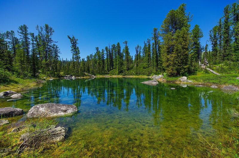 Озеро Уютное