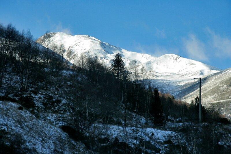 Север Пиренейских гор