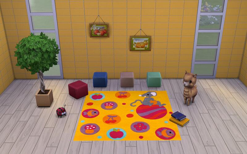 Zoo carpet by ihelen