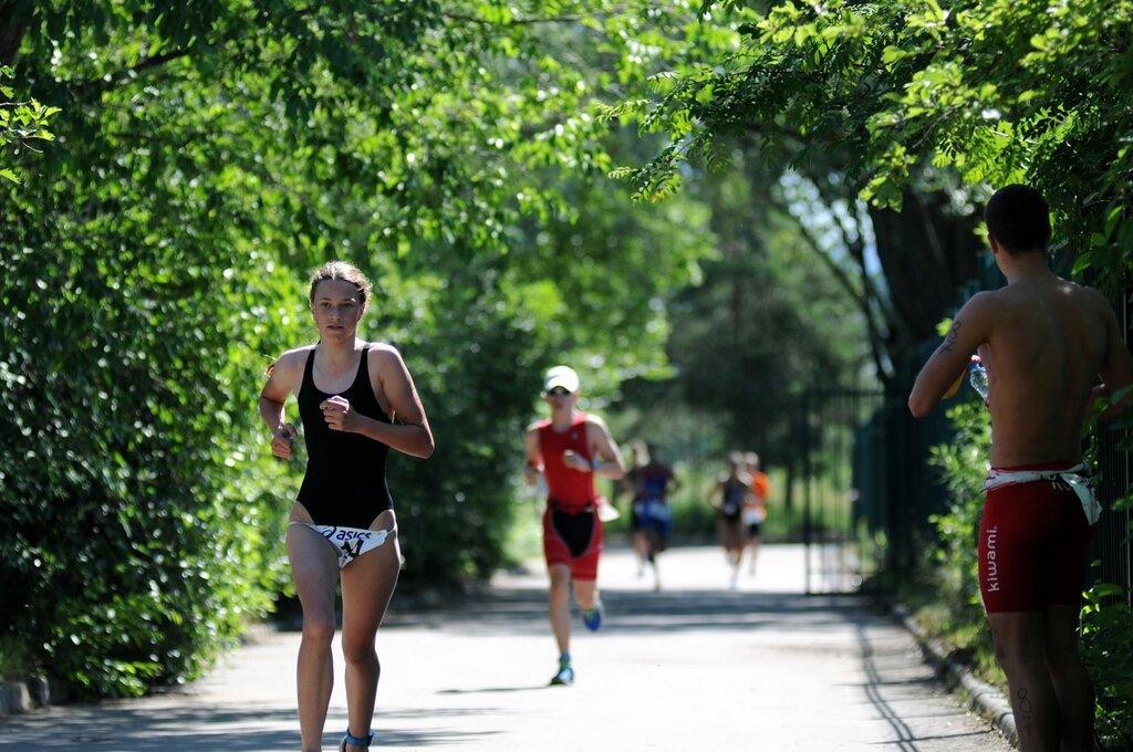 Москвовский триатлон