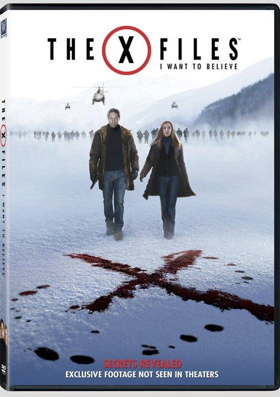 Секретные материалы: Хочу верить - The X-Files: I Want to Believe (2008) DVDRip