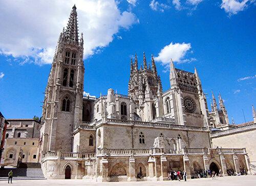 Кафедральный собор в Бургосе