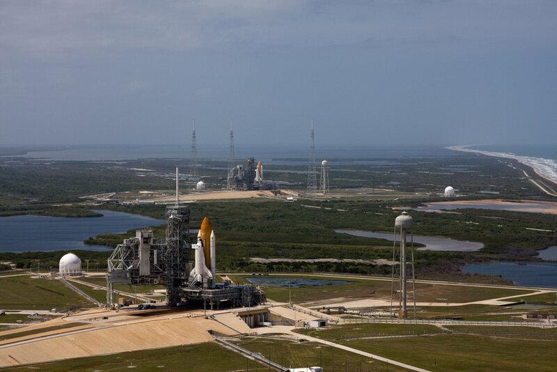Фотографии из архива НАСА