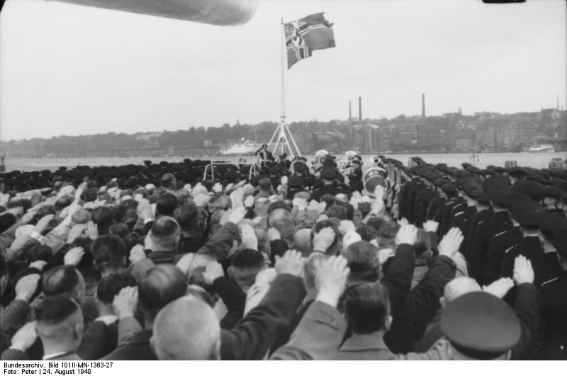 Schlachtschiff Bismarck, Indienststellung