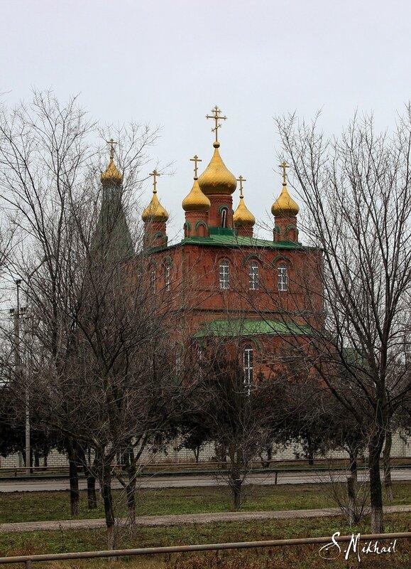 Церковь в честь преп. Сергия Радонежского