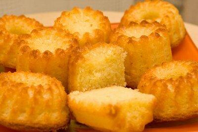 рецепты кексы с яблоками с фото