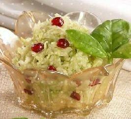 Салат из капусты и чёрной редьки