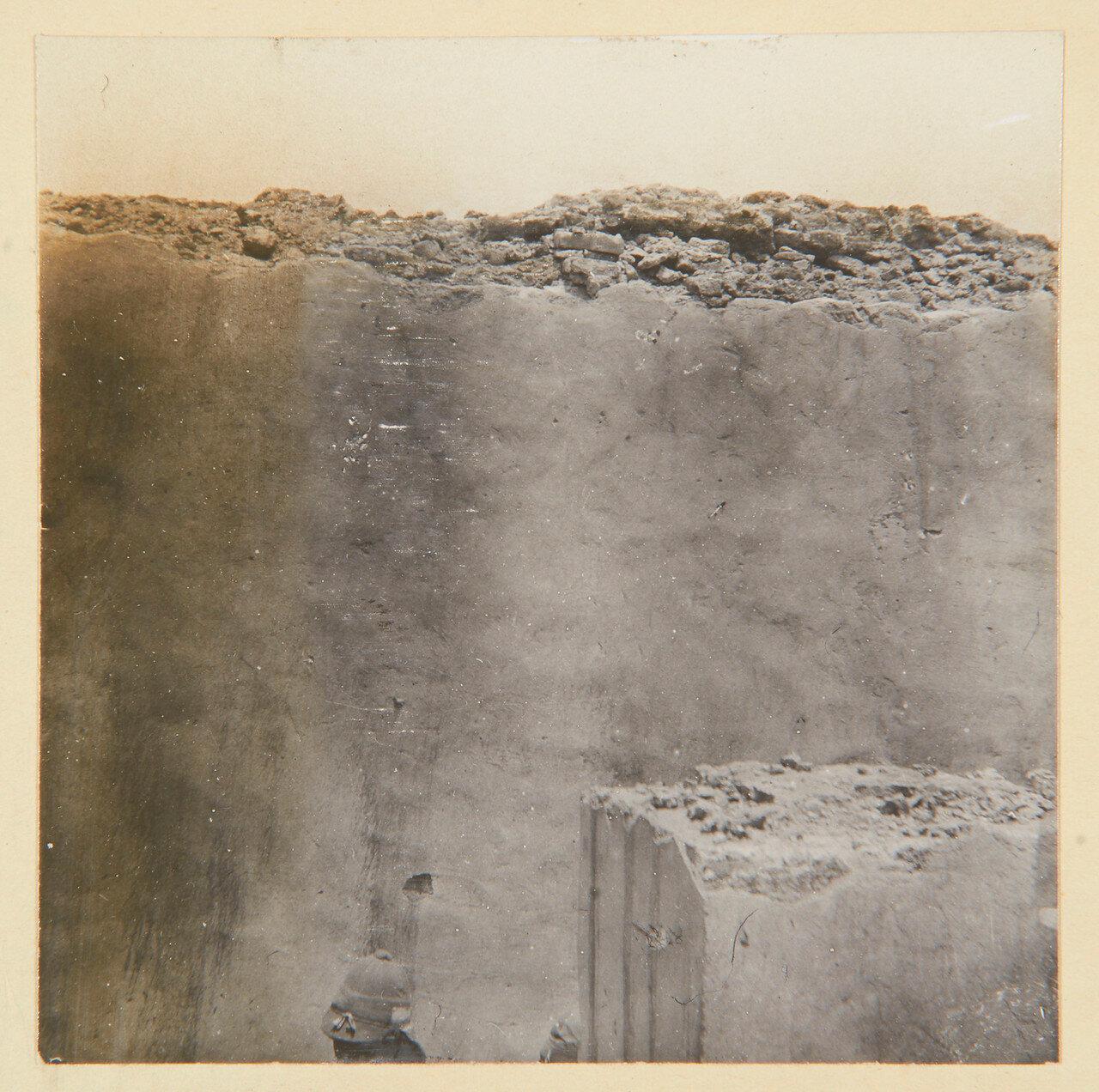 Хартум. Лестница, на которой Гордон принял мученическую смерть. Сентябрь 1898
