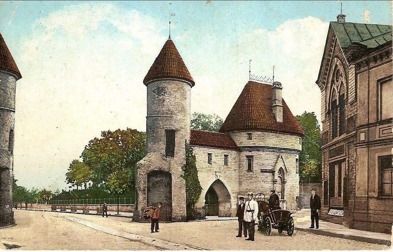 Глиняные ворота