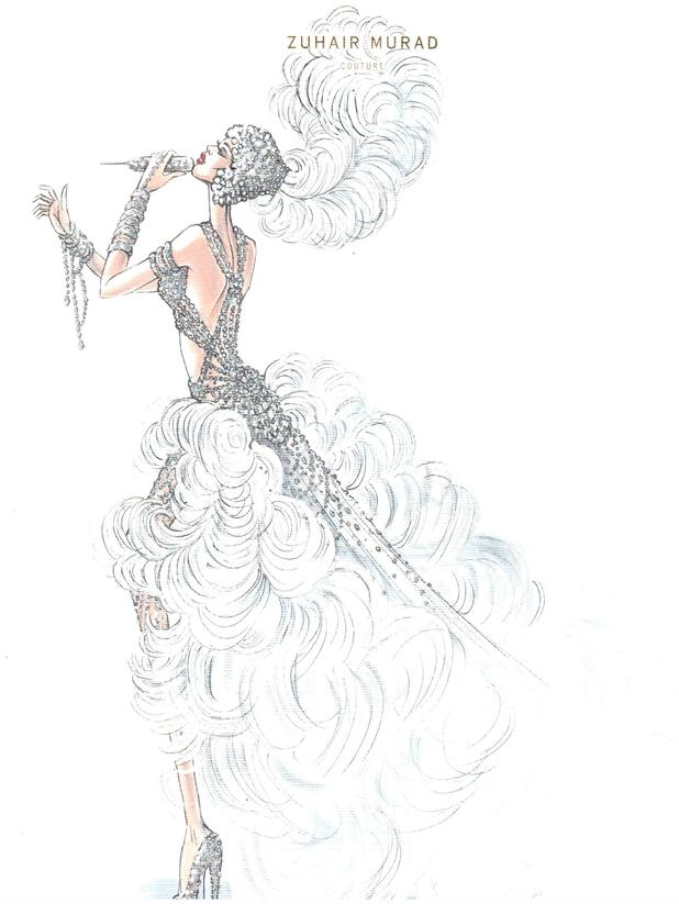 Дженнифер Лопес платье 2012