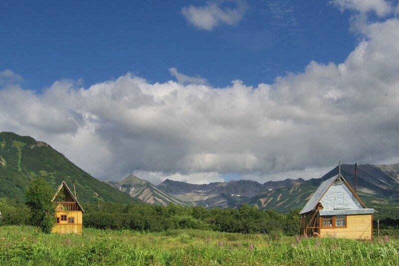 Кордон Семенова, Пиначевская долина, Камчатка