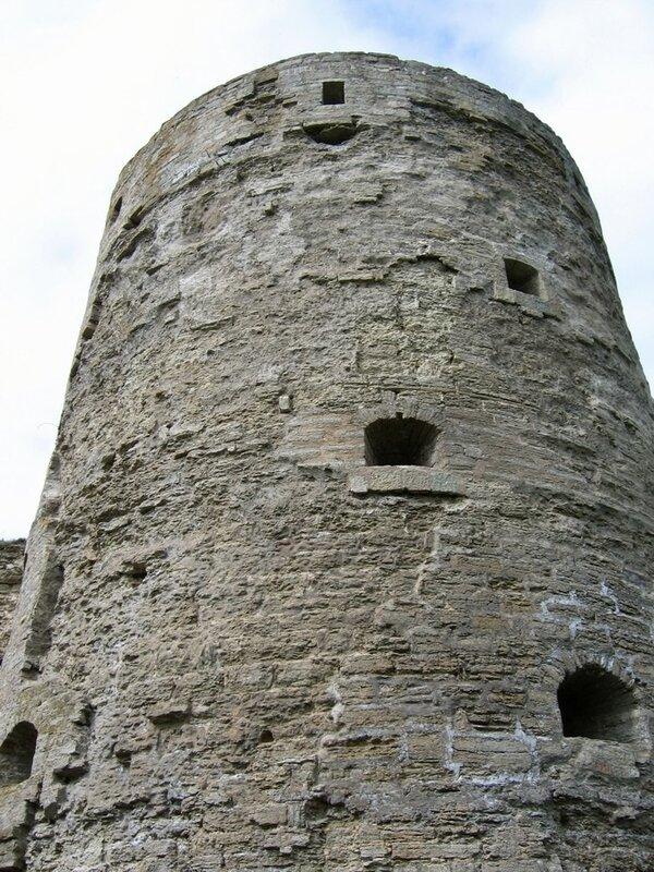 Северная башня, крепость Копорье