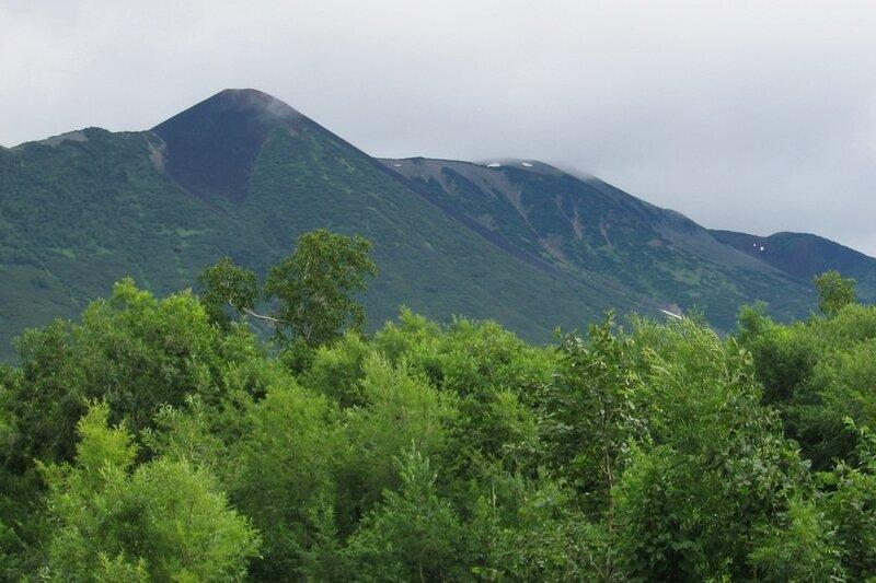 Вулканы, Камчатка