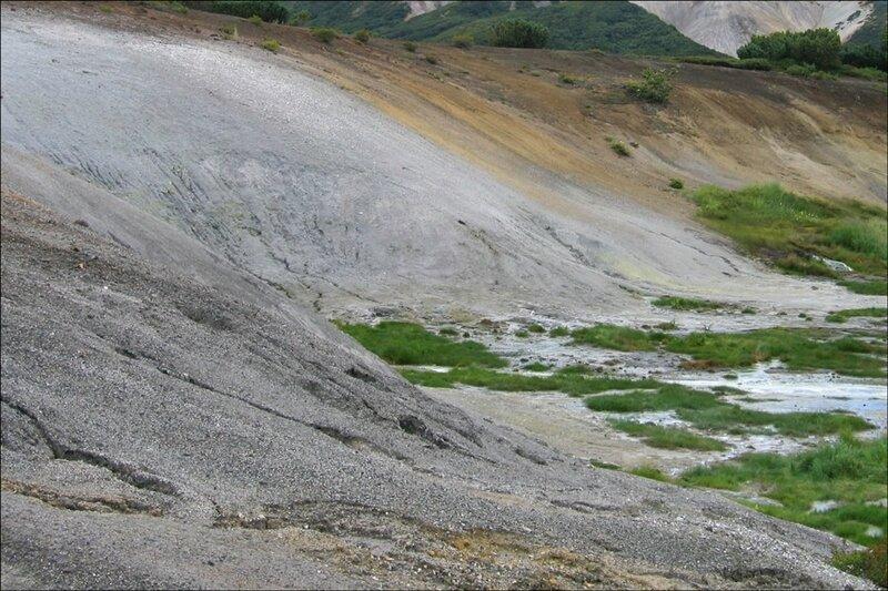 Кальдера Узон, Камчатка