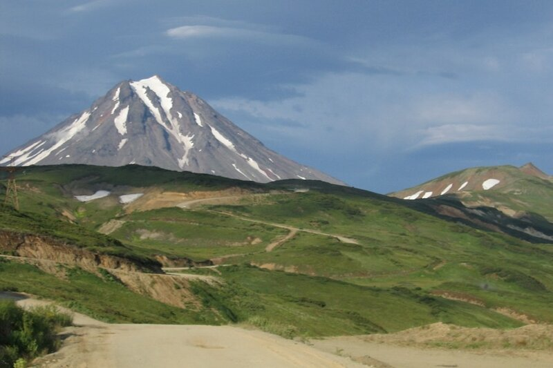 Вилючинский вулкан, Камчатка