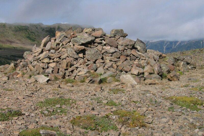 Тур на Пиначевском перевале, Камчатка