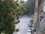 Утро из окна номера в Бусаку