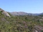 Парк Жереш, маленький перевал