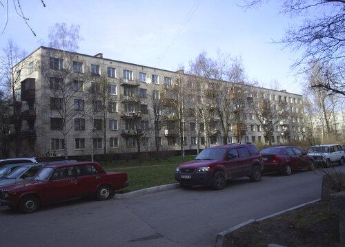 Белградская ул.6к4