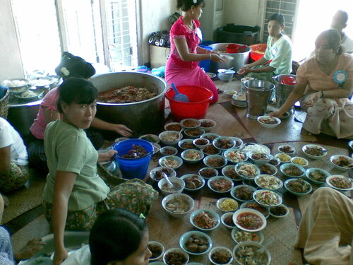 Приготовление обеда