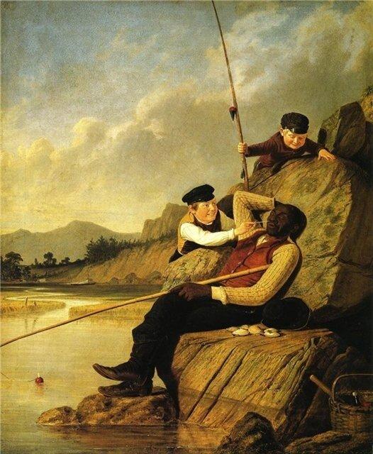 Джеймс Гудвин Клонней Пробуждение 1851 г.
