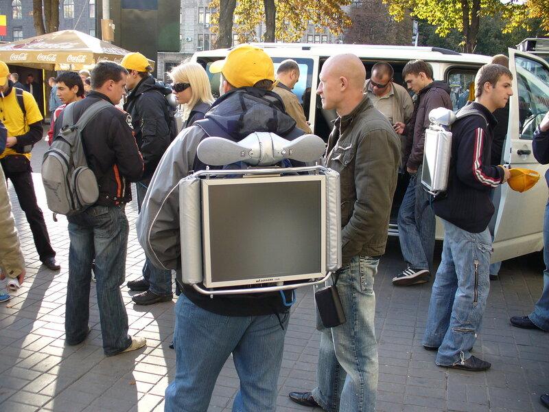 Люди-телевизоры
