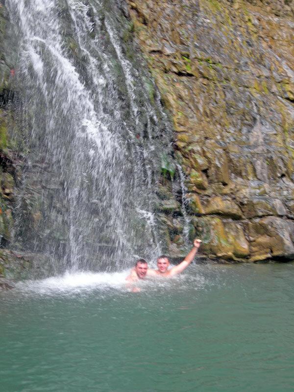 В водных струях, photo foto fotki history россия адлер сочи кавказ кавказские горы пейзаж фото фотки апарышев