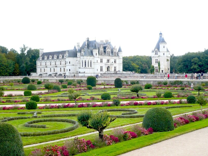Сад Дианы де Пуатье