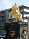 Август II. Ближе к золоту