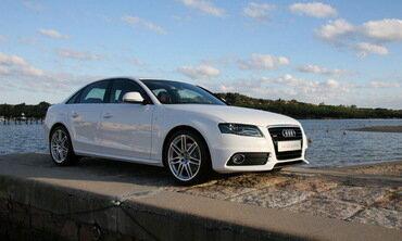 Новая Audi A4 ошеломит покупателей.