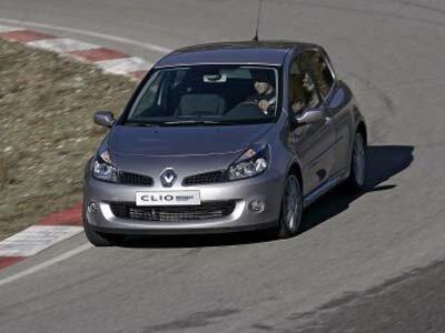 В Росси представили новый Clio Renault Sport