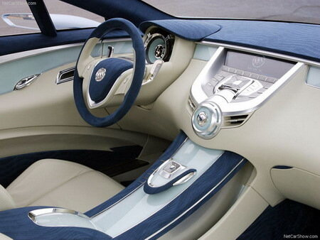 2007 Buick Riviera Coupe Concept