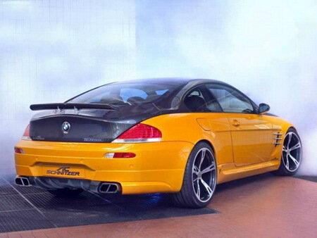 AC Schnitzer TENSION Concept на базе BMW M6