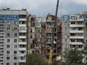На місці вибуху житлового будинку у Дніпропетровську буде зведено православний храм-пам'ятник