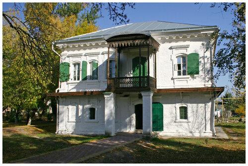 Дом казака