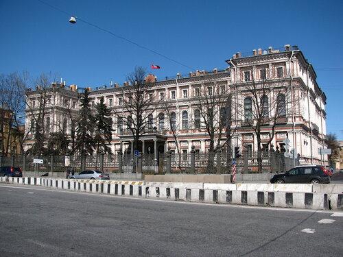 Николаевский дворец (Дворец Труда)