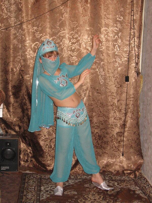 Восточная красавица новогодний костюм своими руками